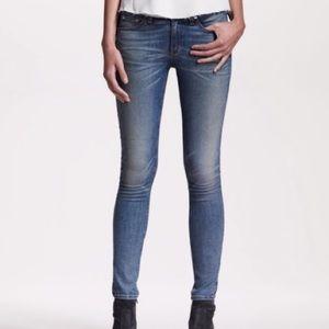 Rag & Bone Skinny Monument Wash Jeans
